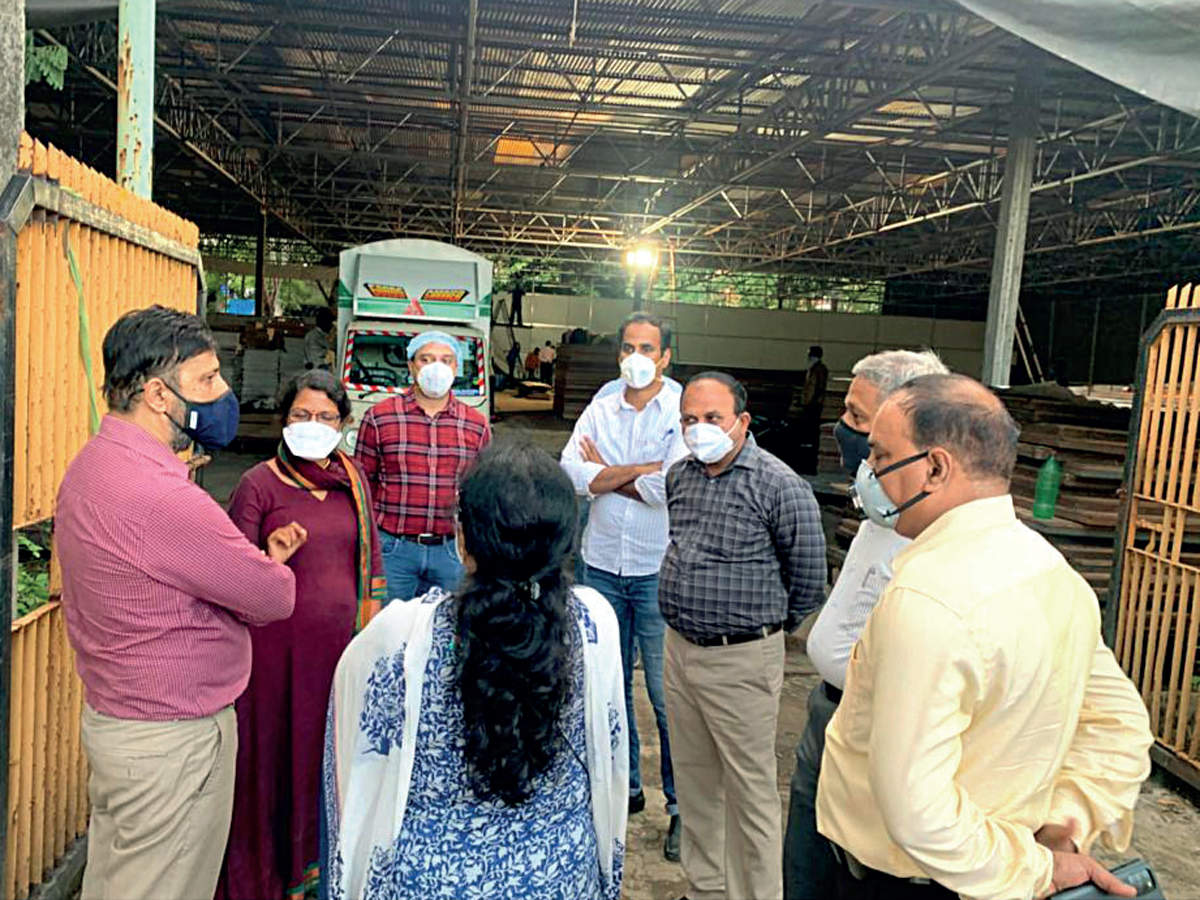 As cases rise, Kalyan and Dombivali run out of beds