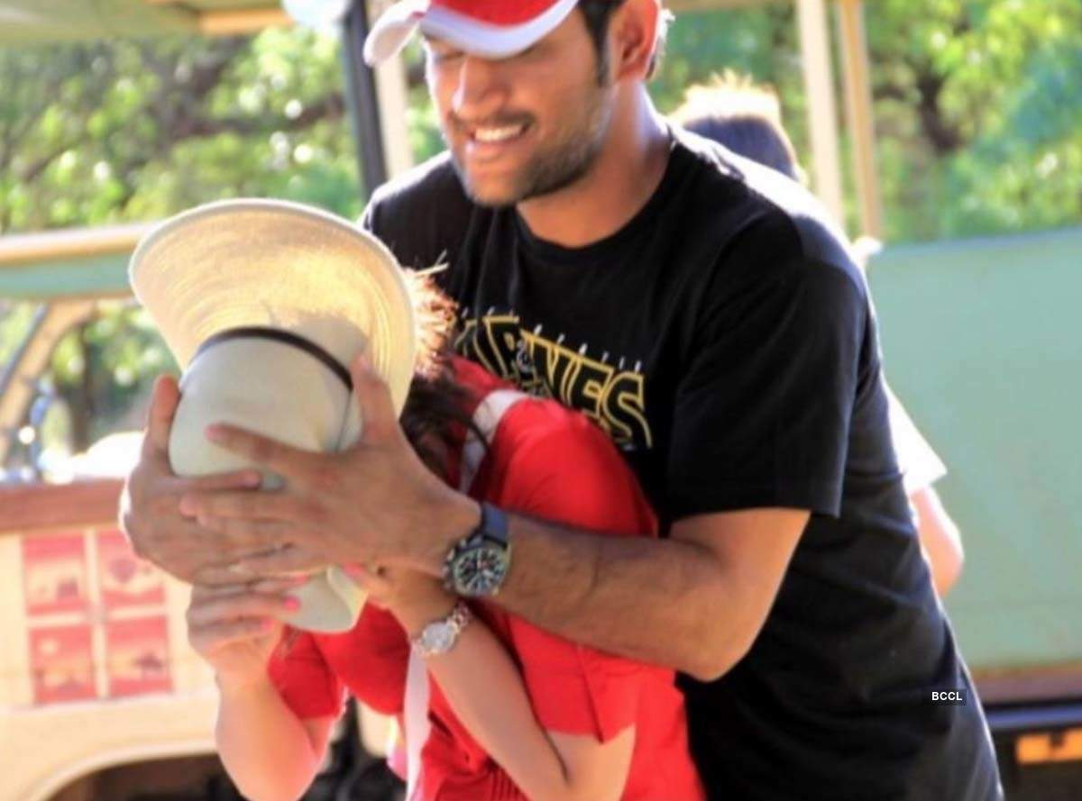 Memorable moments from former Indian cricket captain MS Dhoni's life