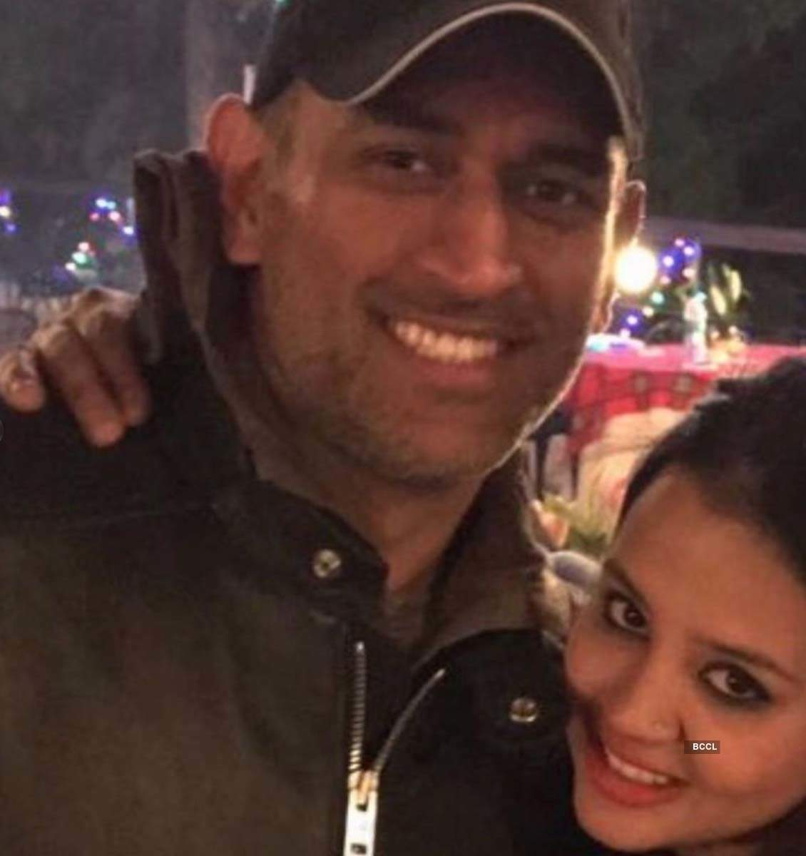 Sakshi Doni shares memorable moments with husband MS Dhoni on 10th wedding anniversary