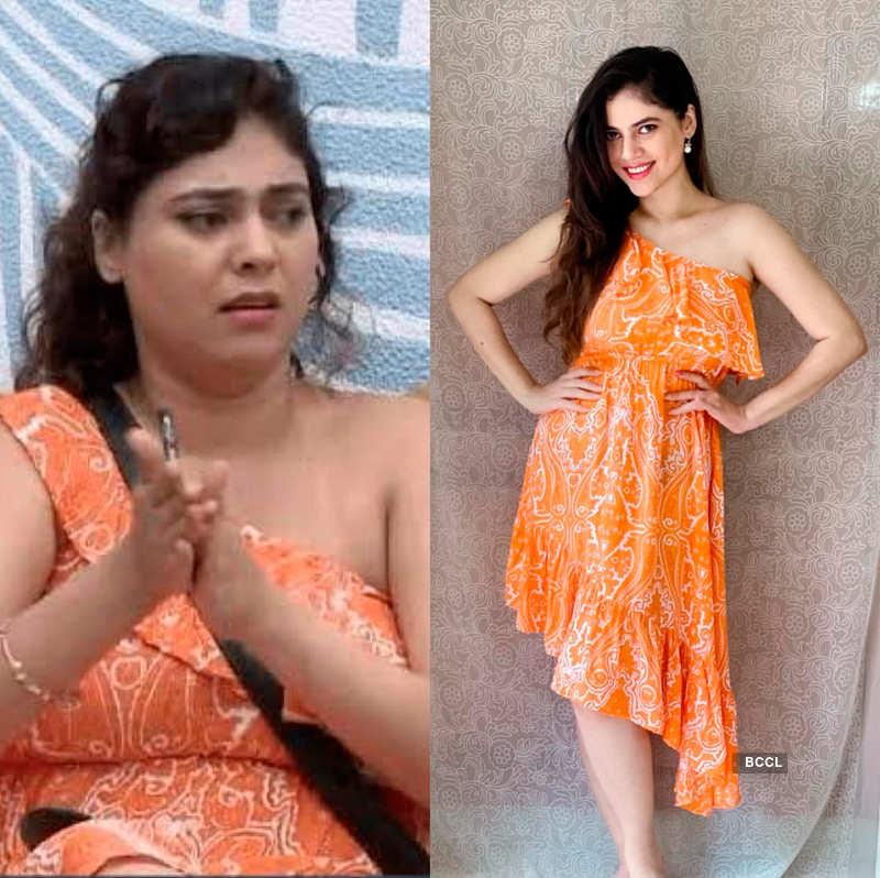 Former Bigg Boss Tamil 3 contestant Sherin Shringar's glamorous transformation goes viral
