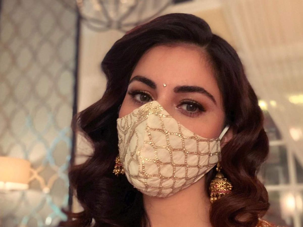 Shraddha Arya says all safety measures are being followed on the set