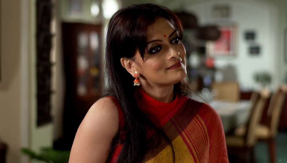 Ushasie Chakraborty, Sreemoyee serial.