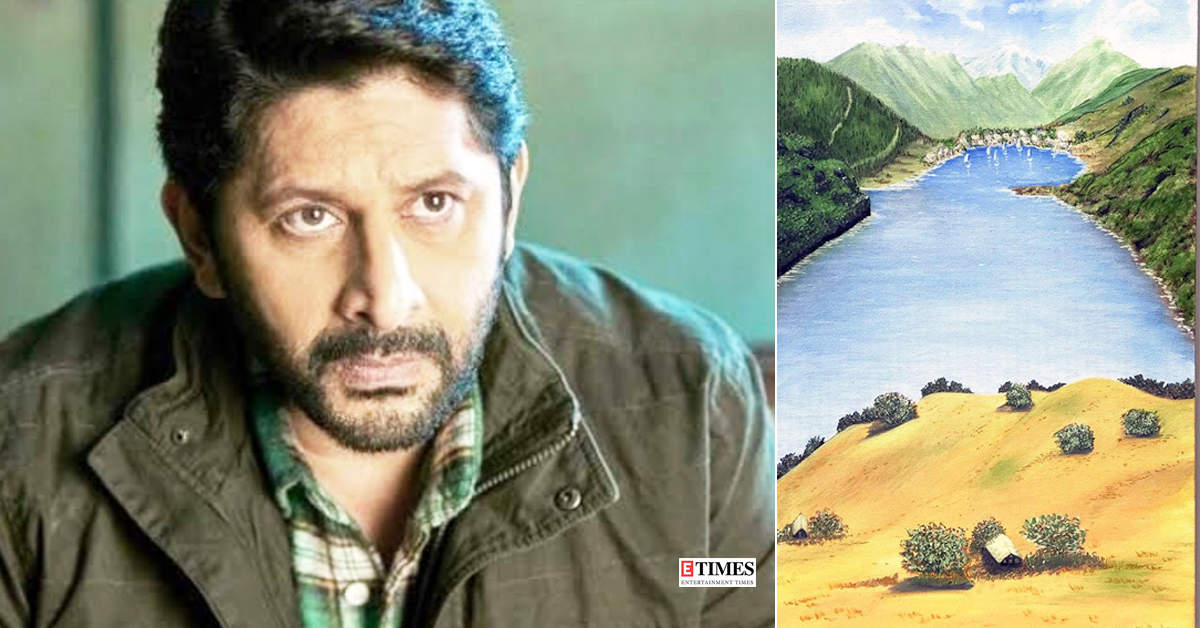 Arshad Warsi urges fans to buy his paintings to pay his inflated electricity bills