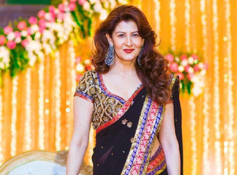 Sangeeta Bijlani! Hugs, Kisses & Birthday Wishes!