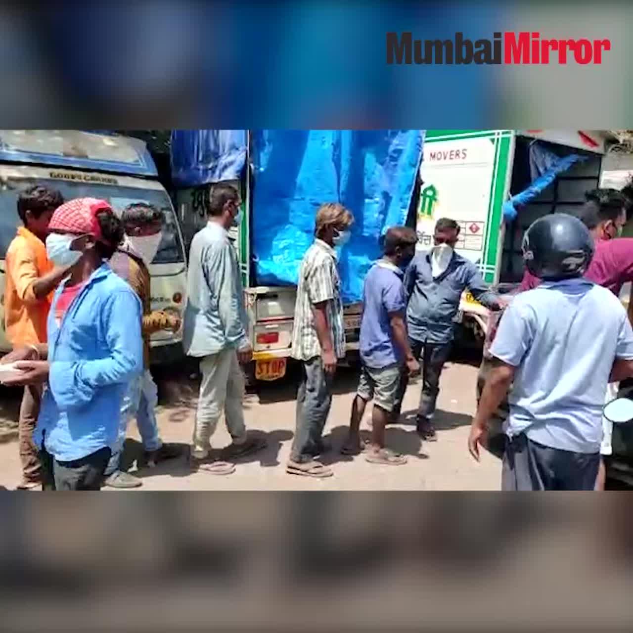 'Mumbai Hustlers' come together to help the needy amid the coronavirus pandemic