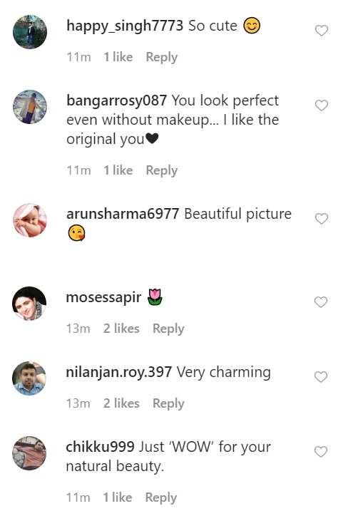 Richa Chadha Instagram Comments