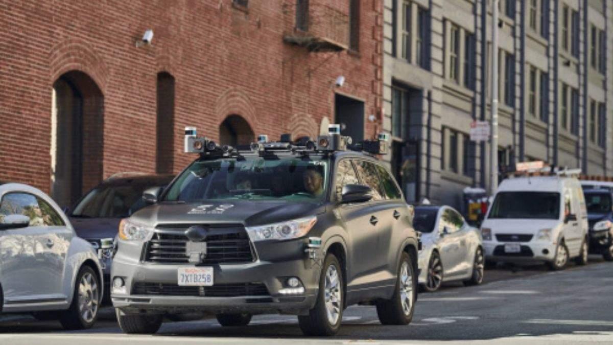 Driverless: công ty xe tự hành của Trung Quốc WeRide bắt đầu thử nghiệm không có lái xe – Tin tức mới nhất
