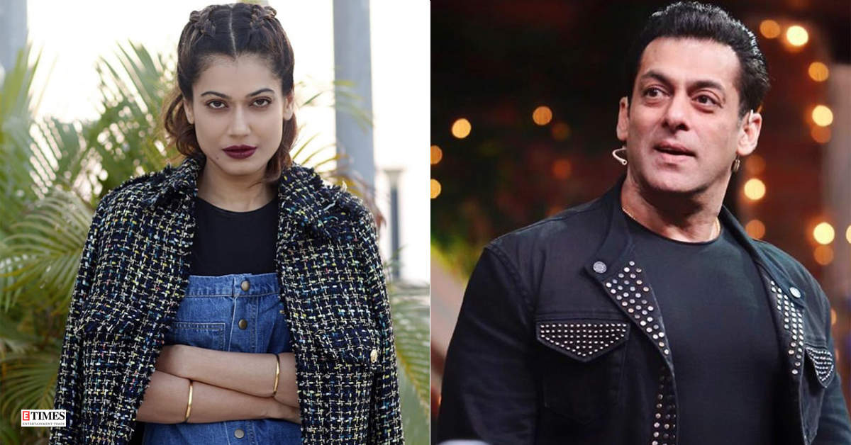 Payal Rohatgi hints at involvement of 'Salman Khan' after her Twitter account gets suspended