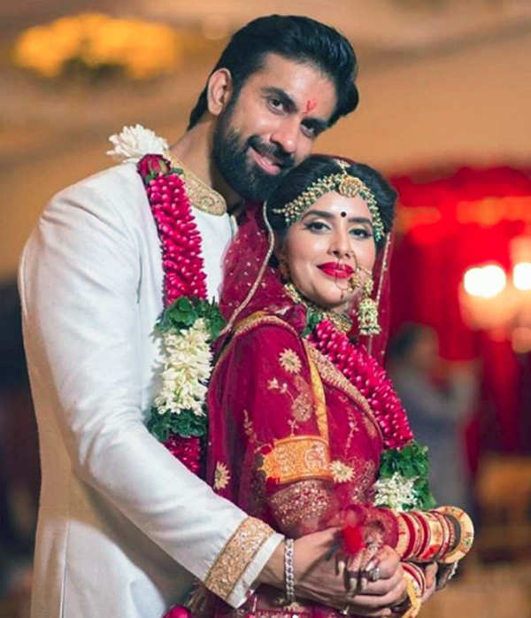 Amid separation rumours, Sushmita Sen's brother Rajeev & wife Charu Asopa delete wedding pictures