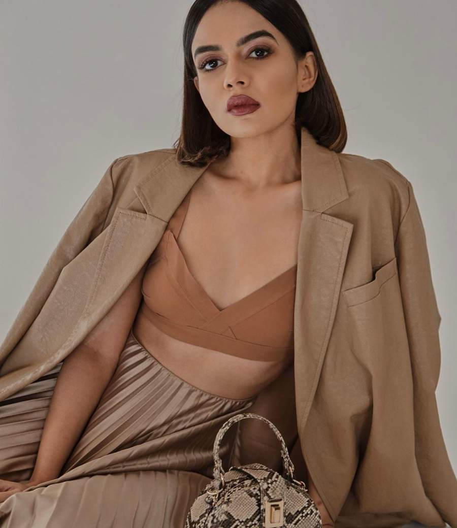 Young and fashionable Komal Pandey tells us how to reuse clothes