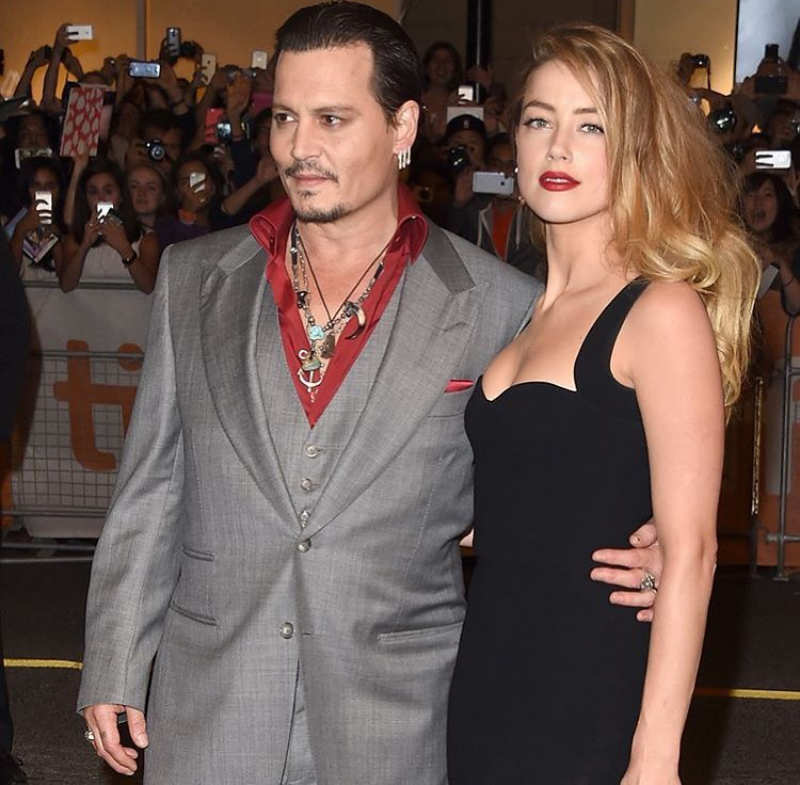 Johnny Depp appears in UK court, rejects abuse claims made by ex-wife Amber Heard