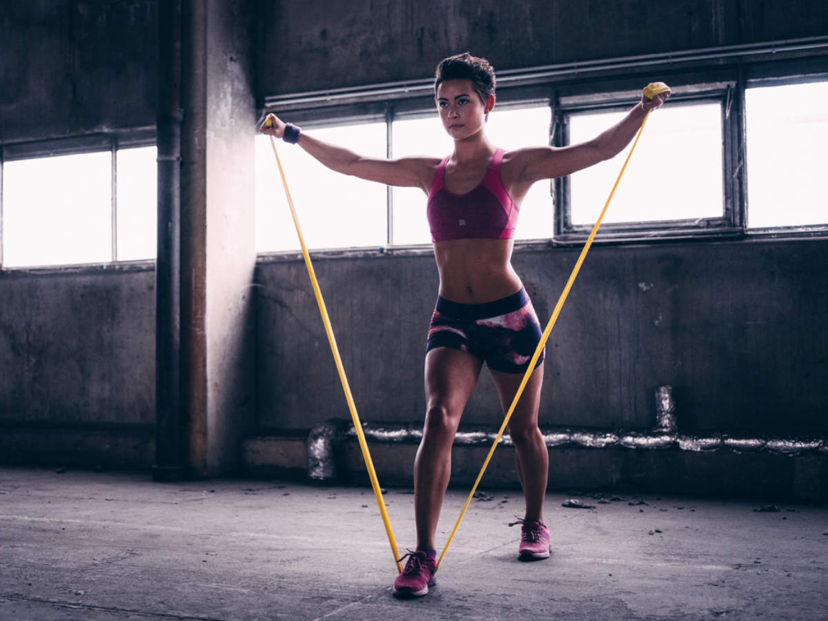 Resistance Band The Workout Accessory That Can Take Your Home
