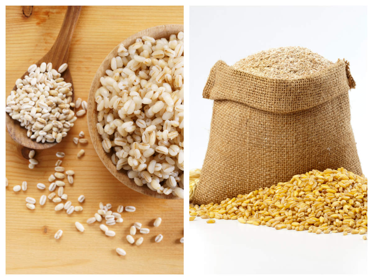 Barley vs wheat: Differences & which one should you have?