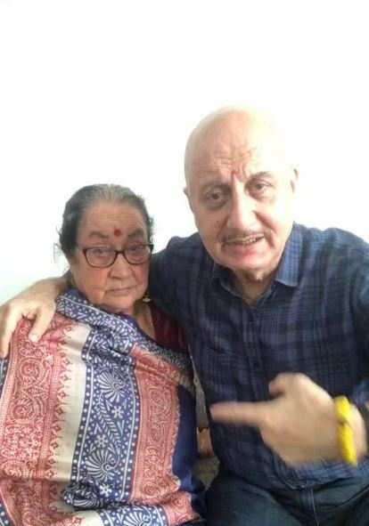 Anupam Kher's mother, brother and his family test positive for COVID-19
