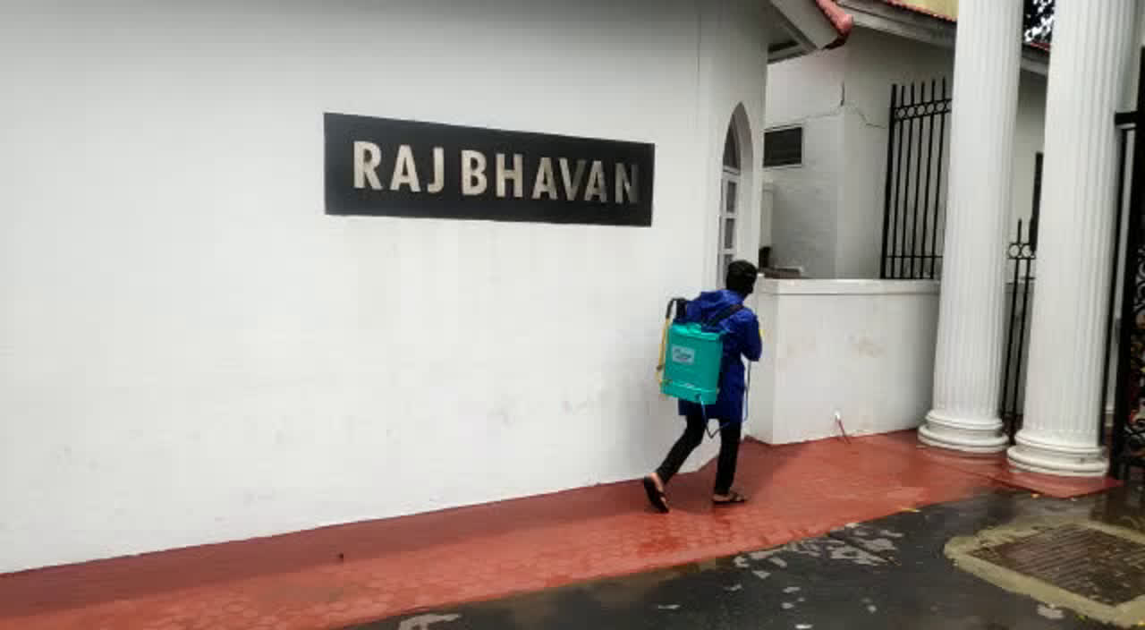 BMC sanitises Raj Bhavan campus after atleast 18 staff members test positive for COVID19