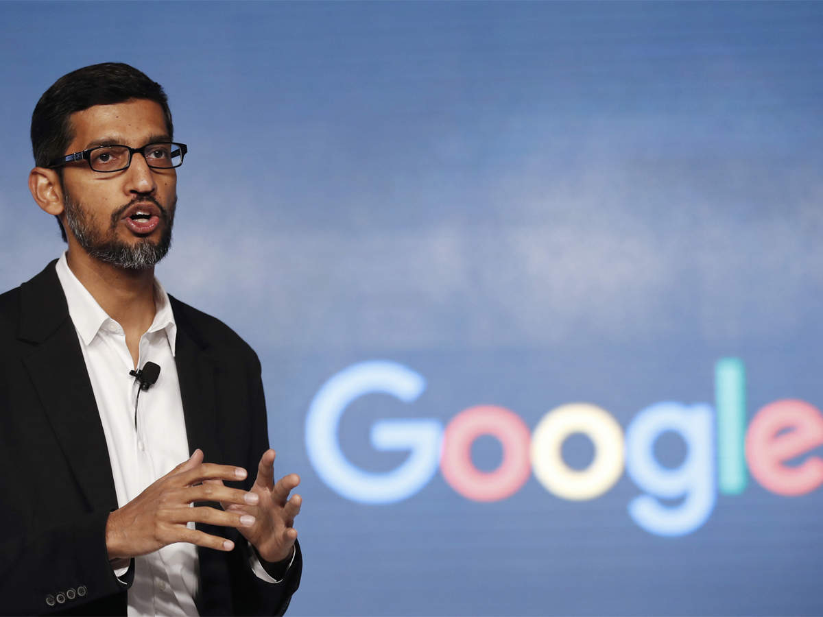 Digital India: Google CEO Sundar Pichai thanks PM Modi, optimistic ...