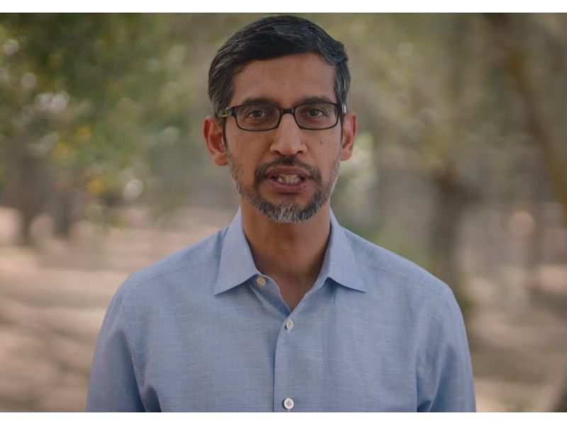 CEO Sundar Pichai launches Google for India digitisation fund: 7 things to know