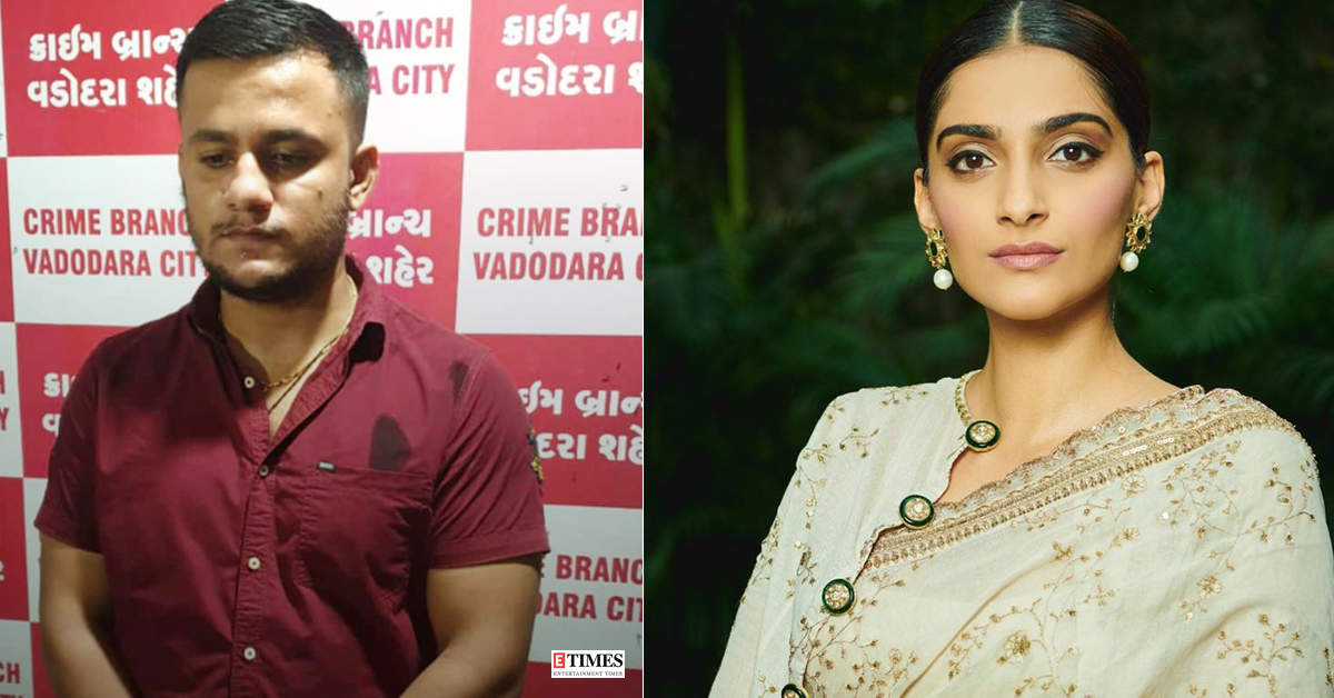 Sonam Kapoor is 'grateful' to Gujarat Police for arresting a man for threatening a comedian