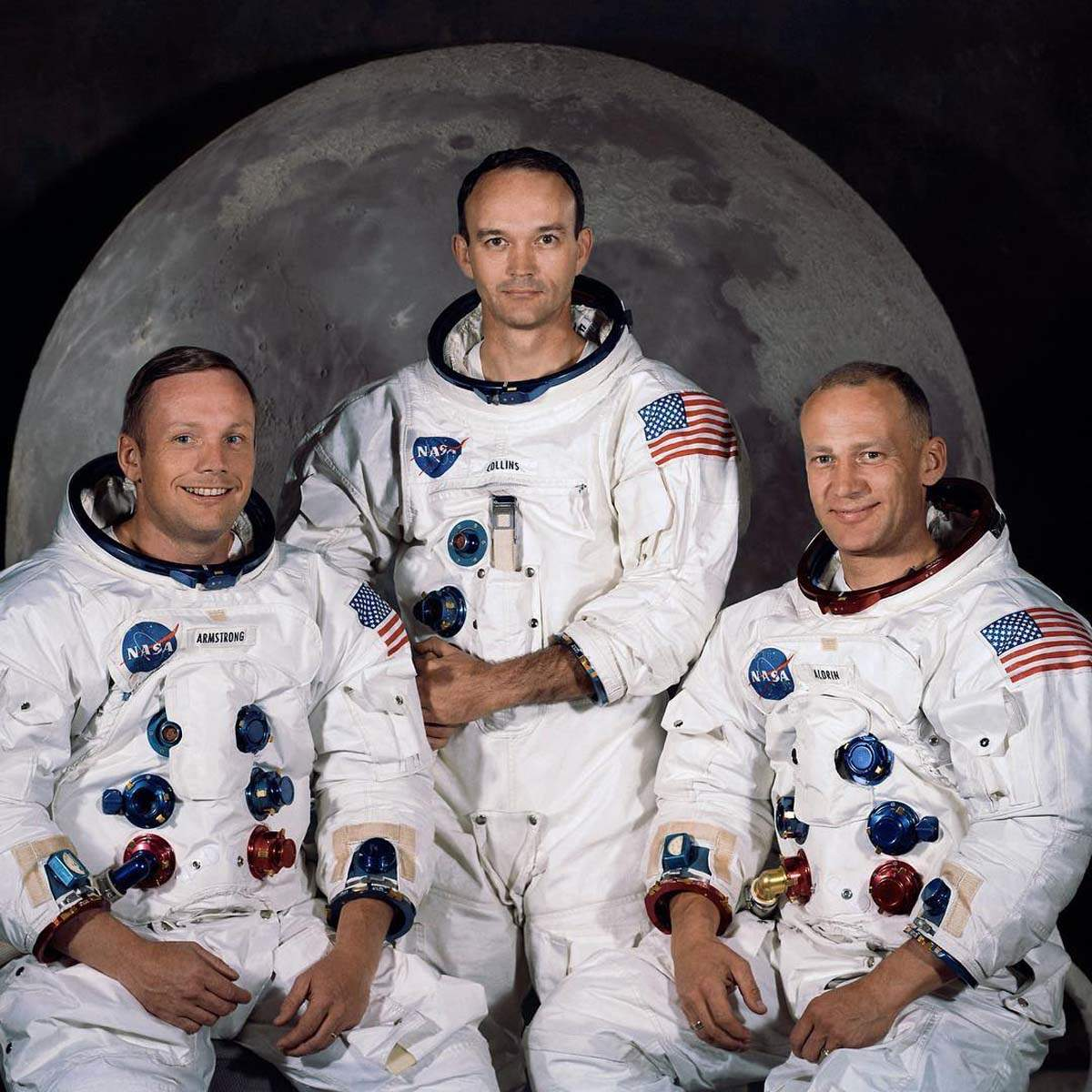 Second man to step foot on moon Buzz Aldrin shares stunning picture of earth 50 years later