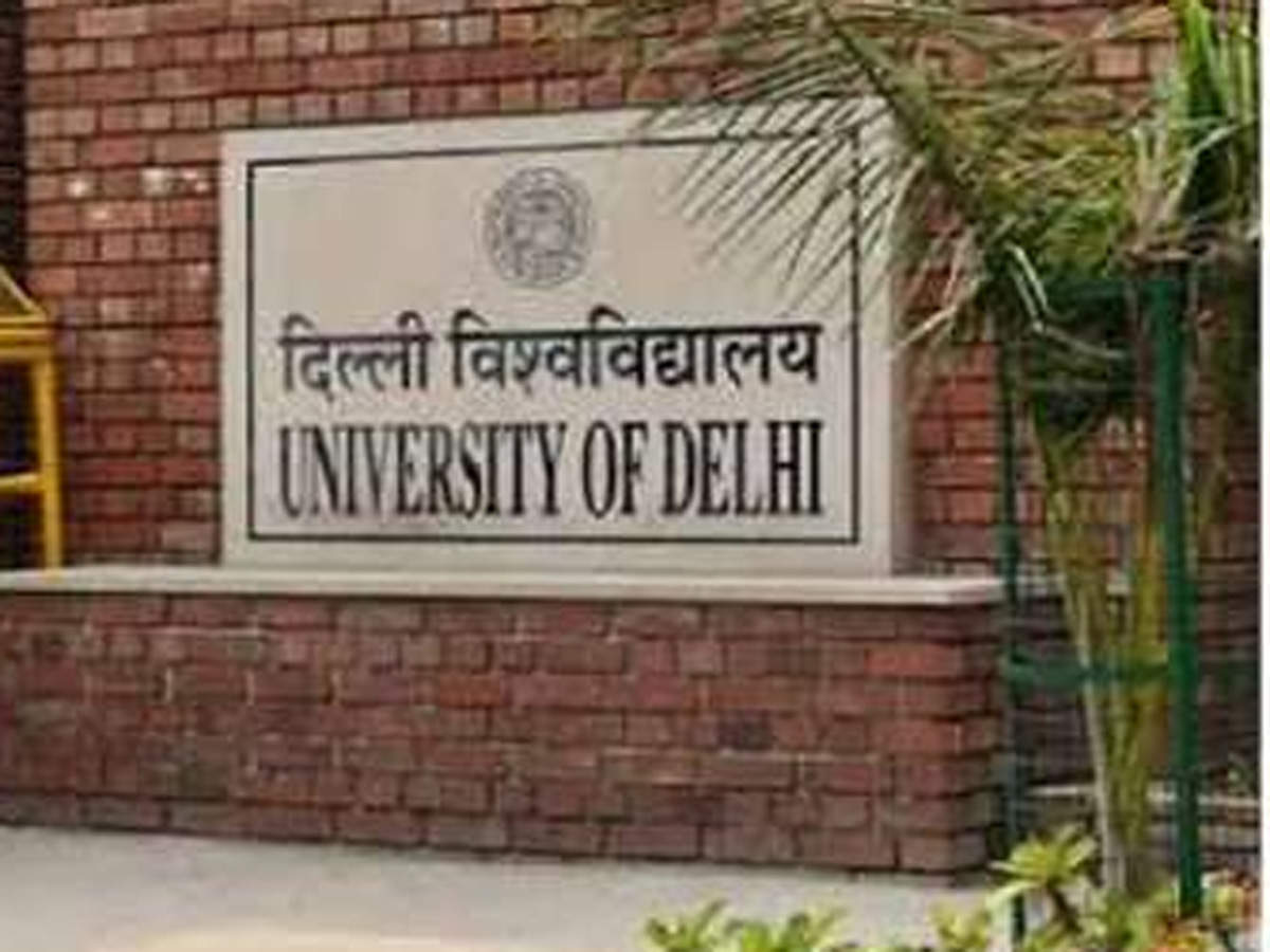 Delhi University to conduct final-year exams from August 17