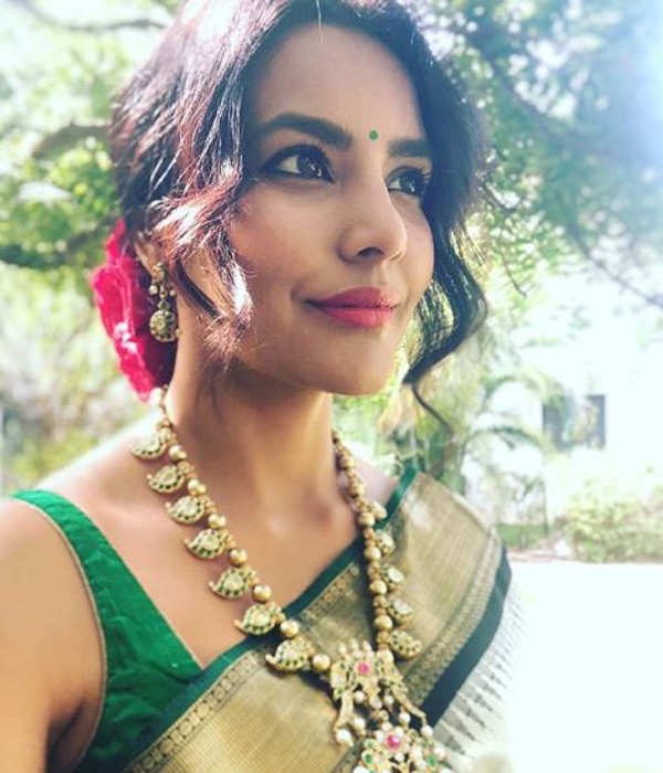 Priya Anand ups the glam quotient with her stunning photoshoot