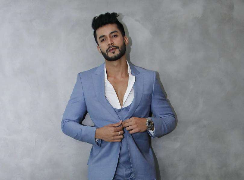Varun Verma: Suit Up!