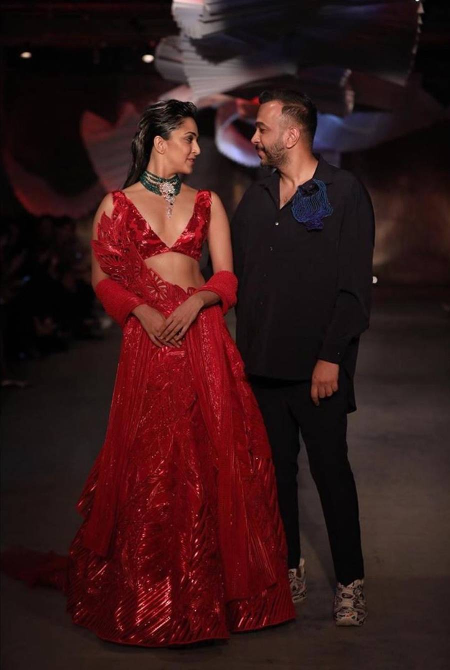 Amit Aggarwal's couture speaks simplicity with elegance