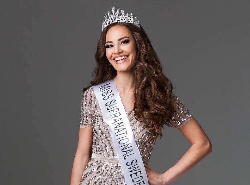 Jacqueline Rybak to represent Sweden at Miss Supranational 2020