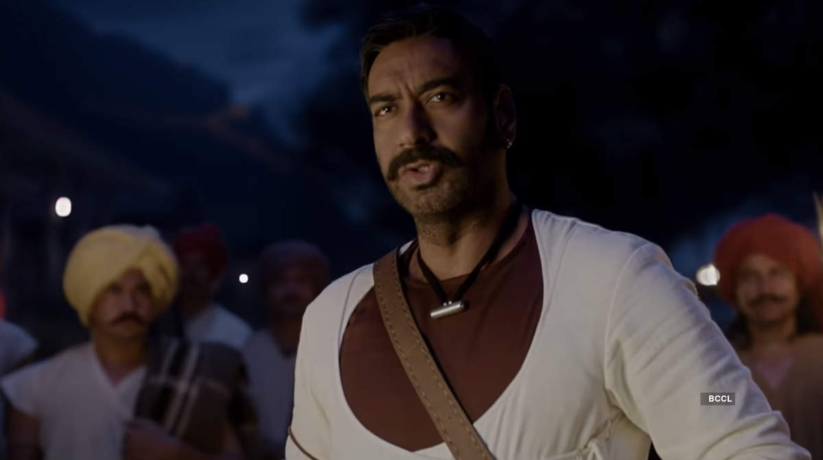 Tanhanji is the highest grossing movie in 2020 so far