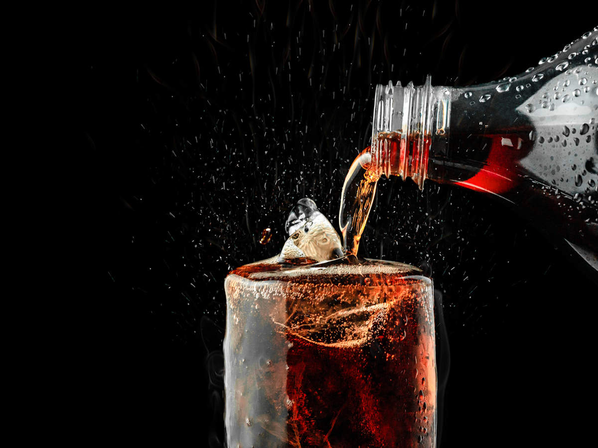 does drinking diet soda cause blood clots