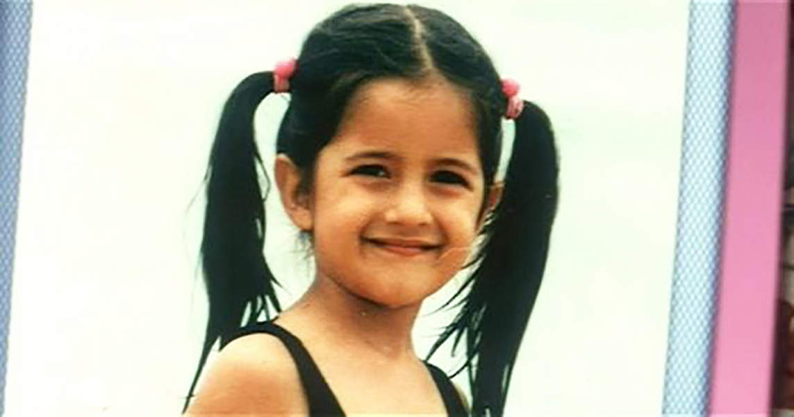 These childhood and rare pictures of Katrina Kaif prove she is a born diva