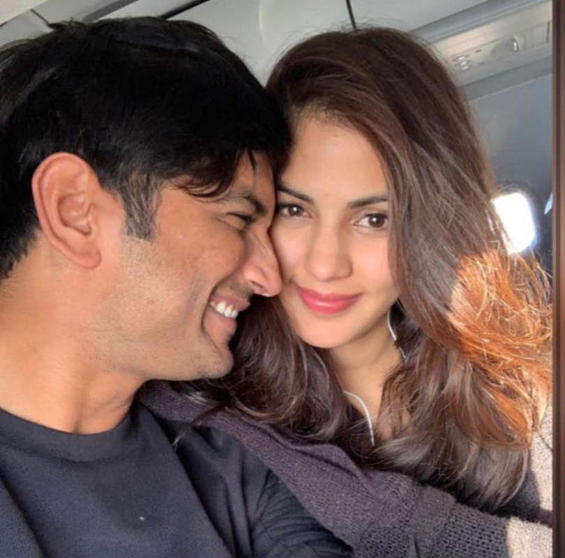 After tackling 'rape threats' troll, Sushant Singh Rajput's girlfriend Rhea Chakraborty requests Home Minister for a CBI inquiry