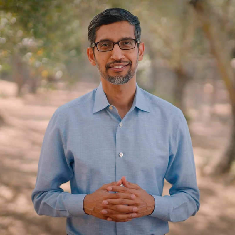 Sundar Pichai gives a sneak peek into Instagram vs Reality, pictures go viral
