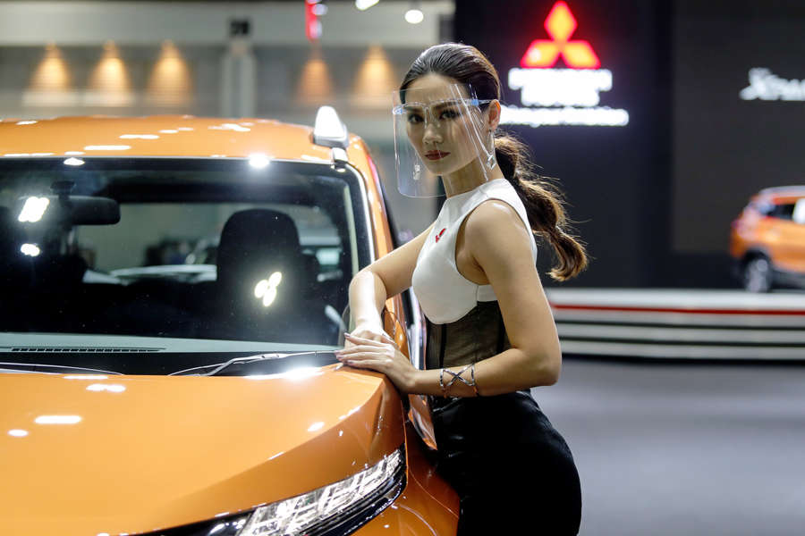 Coronavirus casts a shadow on Bangkok auto show