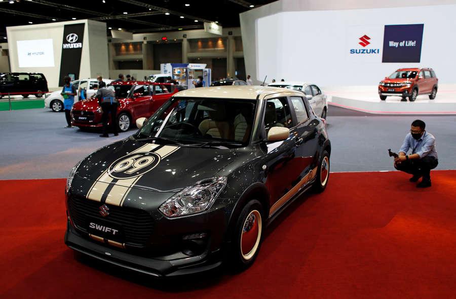 Coronavirus casts a shadow on Bangkok auto show
