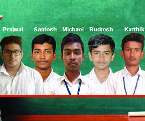 These students beat all odds to excel in Karnataka PU II exams