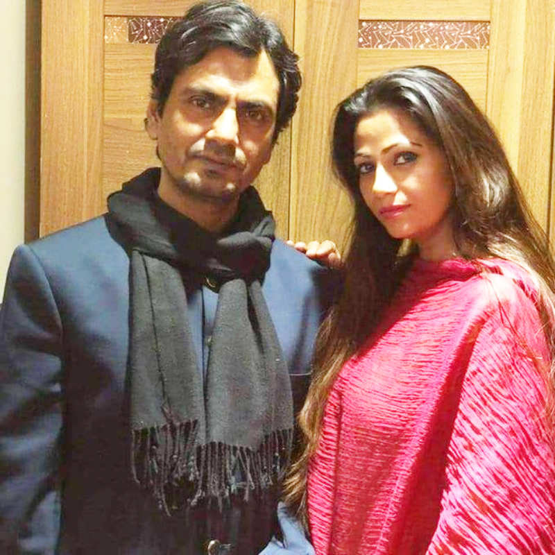 "Nawazuddin Siddiqui's wife Aaliya accuses him of infidelity; brother Shamas reacts to her allegations, ""It is all false, lies"""