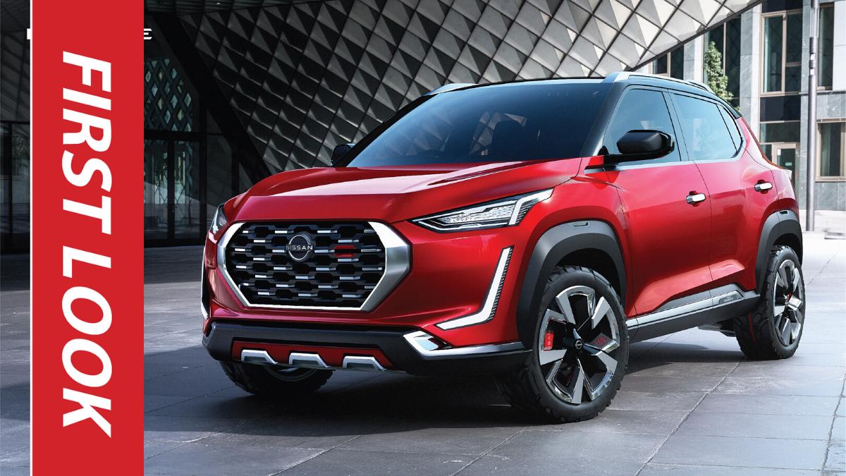 Nissan Magnite Suv Nissan Reveals Design Inspiration For Magnite Suv Concept
