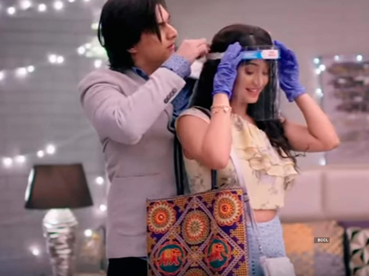 Yeh Rishta Kya Kehlata Hai's coronavirus makeover goes viral on social media