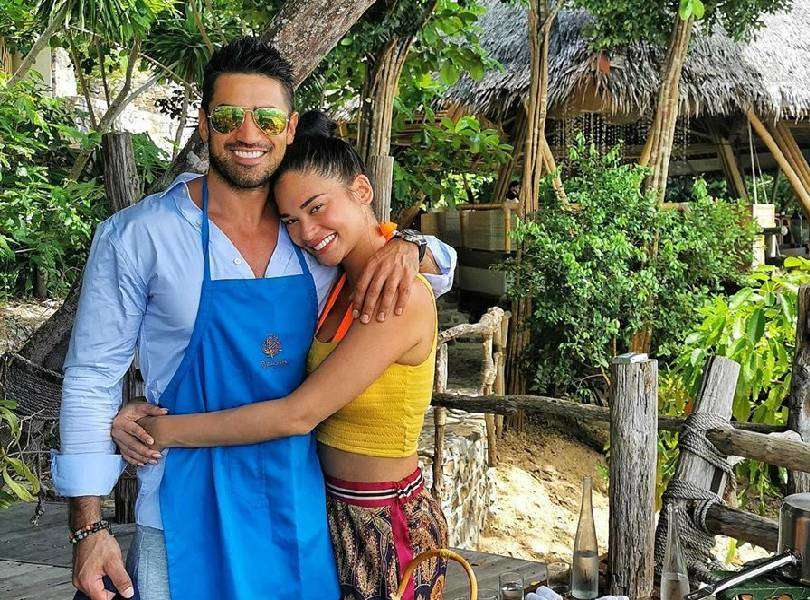 Pia Wurtzbach joined boyfriend to raise funds for World Wide Fund for Nature