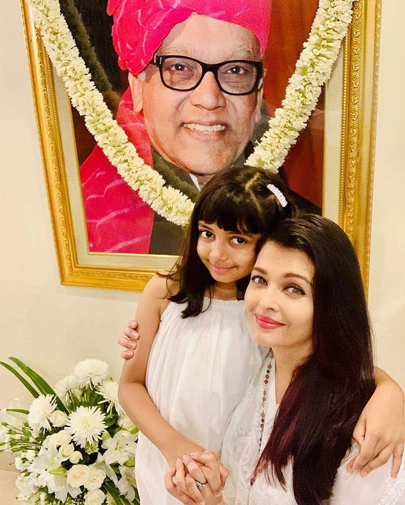 Aishwarya Rai Bachchan's Pink Panther co-star Steve Martin shares a heartfelt tweet wishing her good health