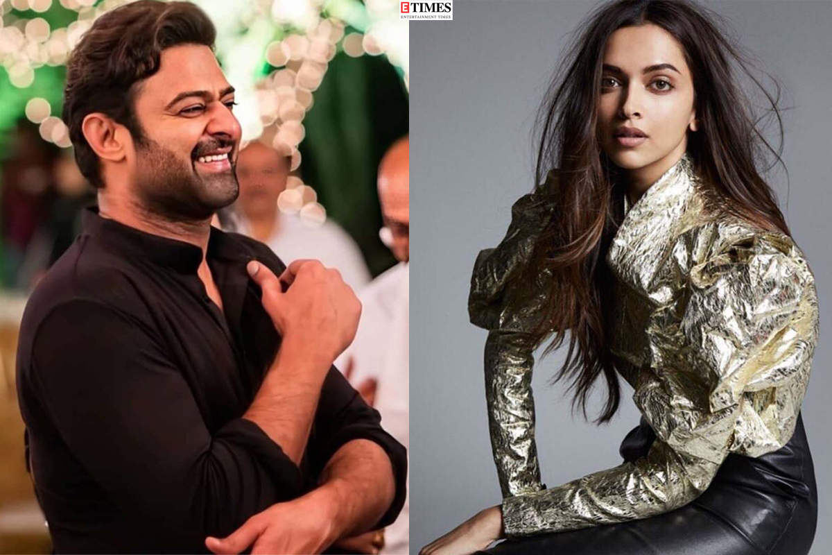 Deepika Padukone and Prabhas to share screen space for the first time in sci-fi film