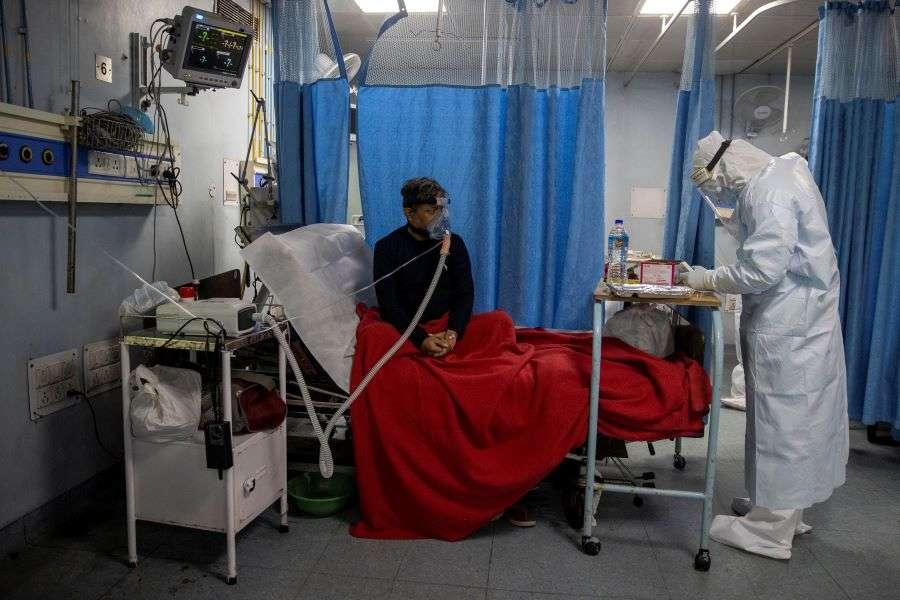 Coronavirus cases in India surpasses 1 million