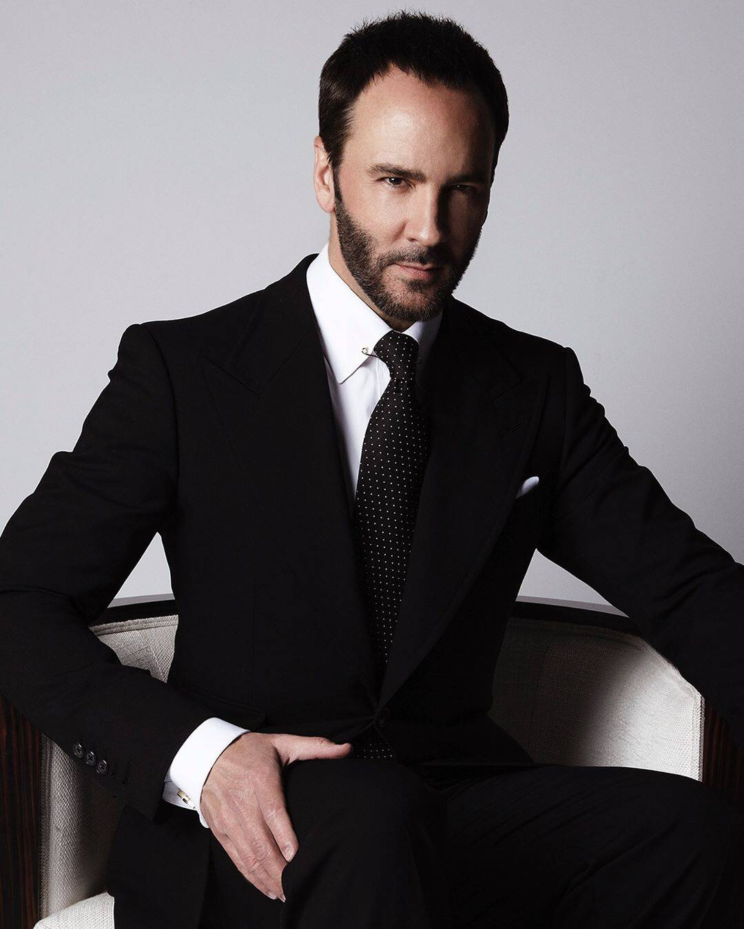 Thomas Carlyle Ford, the man behind Tom Ford's success and Gucci in early 2000s