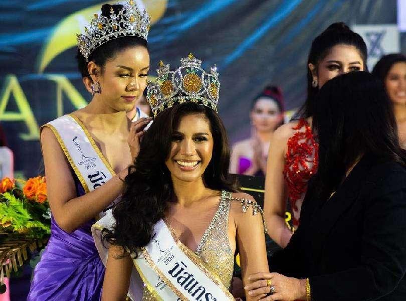 Lita Singha Sakul to represent Nakhon Nayok at Miss Grand Thailand 2020
