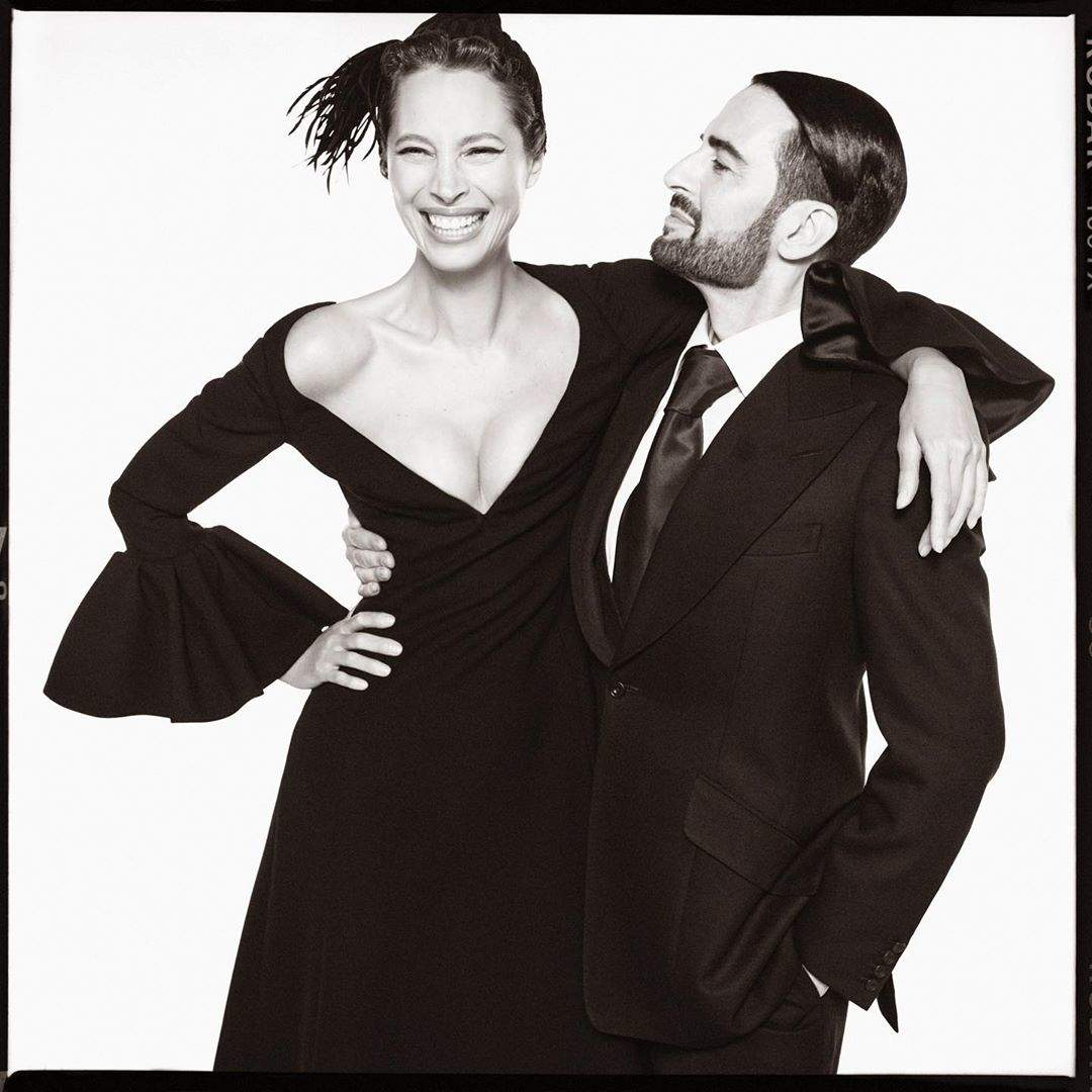 American fashion Designer Marc Jacobs, the man behind Louis Vuitton and Marc by Marc Jacobs