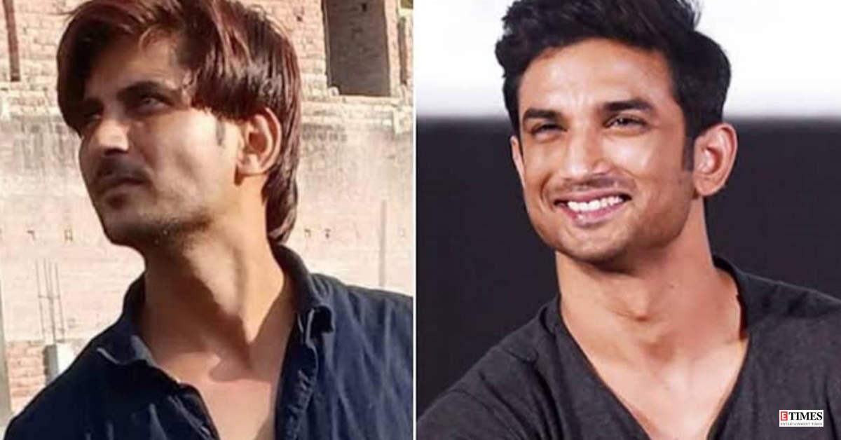 Sushant Singh Rajput's lookalike Sachin Tiwari preps for late actor's biopic 'Suicide or Murder'