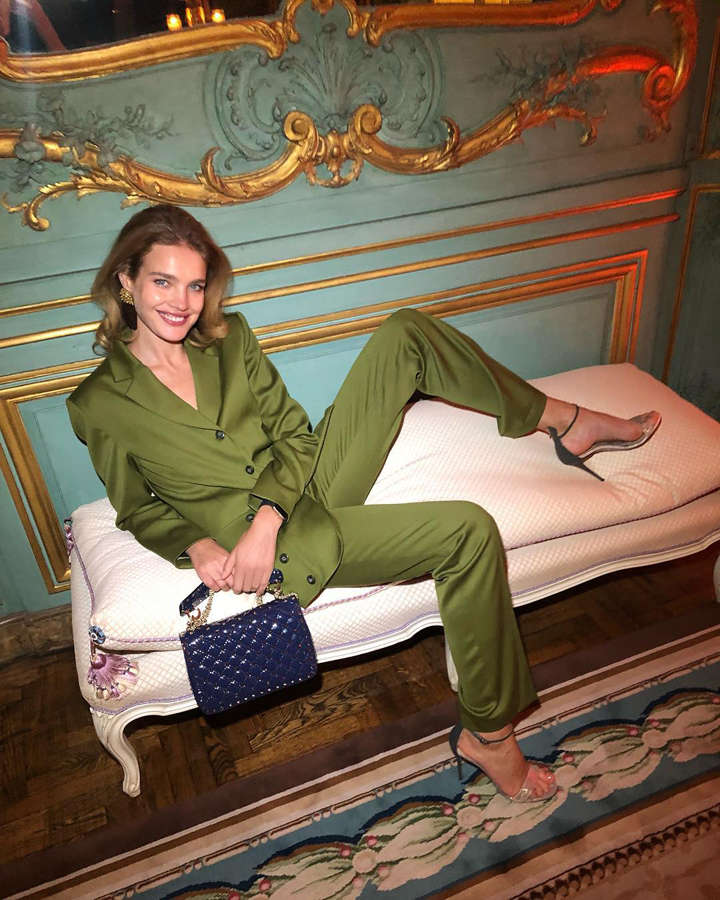 These glamorous photos of Natalia Vodianova prove she is a complete stunner