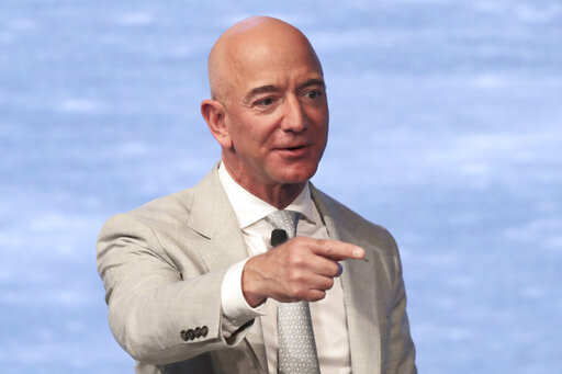 The world's richest man has never been this rich