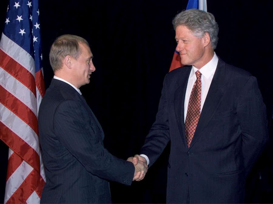 Vladimir Putin becomes Russia's president for life